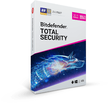 Bitdefender Total Security 2019 Crack With License Key Free Download