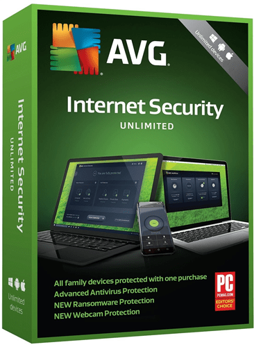 AVG Internet Security 2019 Crack + Serial Key Full Download