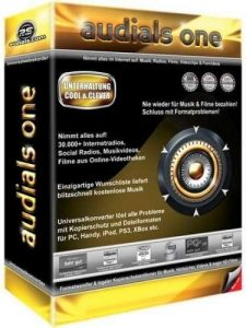 Audials One 2019 Crack Plus Serial Key Download Full