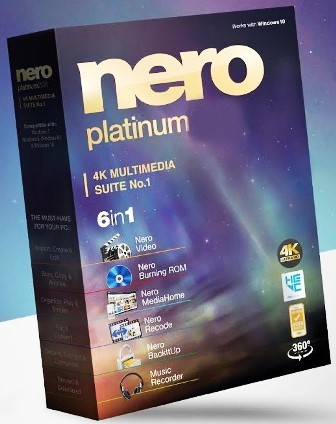 Nero 2019 Platinum Crack + Serial Key Free Download