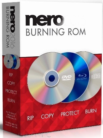Nero Burning ROM 2019 Crack + Key Torrent Free Download