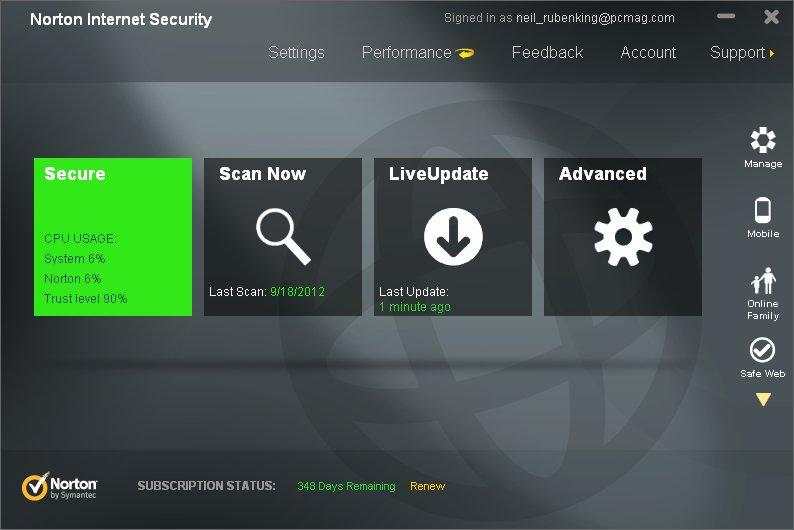 Norton Internet Security 2019 Crack + Product Key Free Download