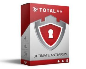 Total AV Antivirus 2019 Crack With Serial Key Free Download