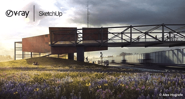 Vray for SketchUp 2019 Crack + Key Free Download Full Torrent