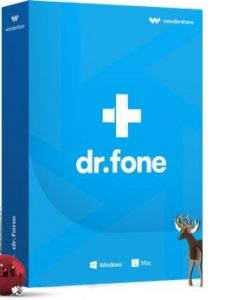 WonderShare Dr.Fone 9.8.0 Crack + Registration Code 2019