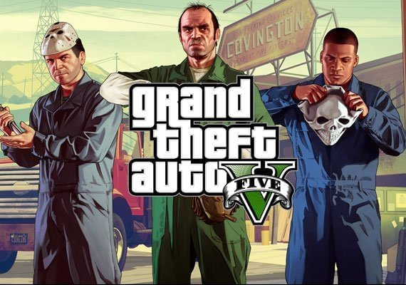 GTA 5 License Key Plus Crack Torrent Download 2019