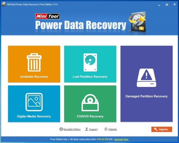 MiniTool Power Data Recovery 8.1 Crack Plus License Key (Latest 2019)