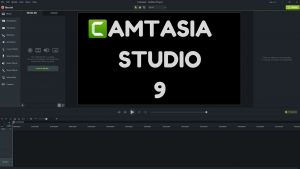 Camtasia Studio 9 Crack With Serial Key Free Download