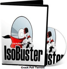 IsoBuster 4.4 Crack + Patch With Full Download 2019