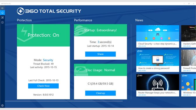 360 Total Security Crack + Patch With 100% Free Download 2019