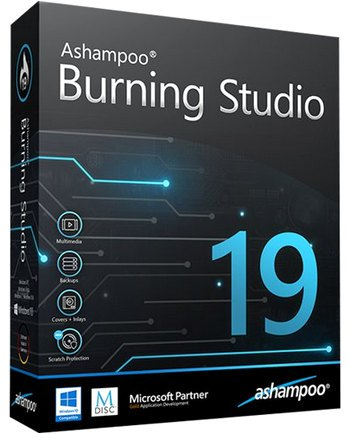 Ashampoo Burning Studio 19 Crack & Product Key Full Download 2019