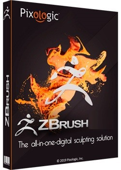 Pixologic Zbrush 2020 Crack + License Key Free Download