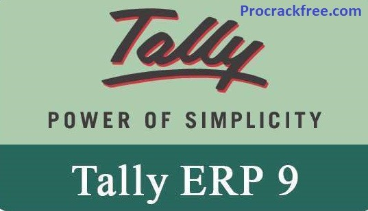 Tally ERP 9 Crack Release 6.6.3 + License Key Free Download